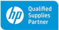 HP Supplies Medallion